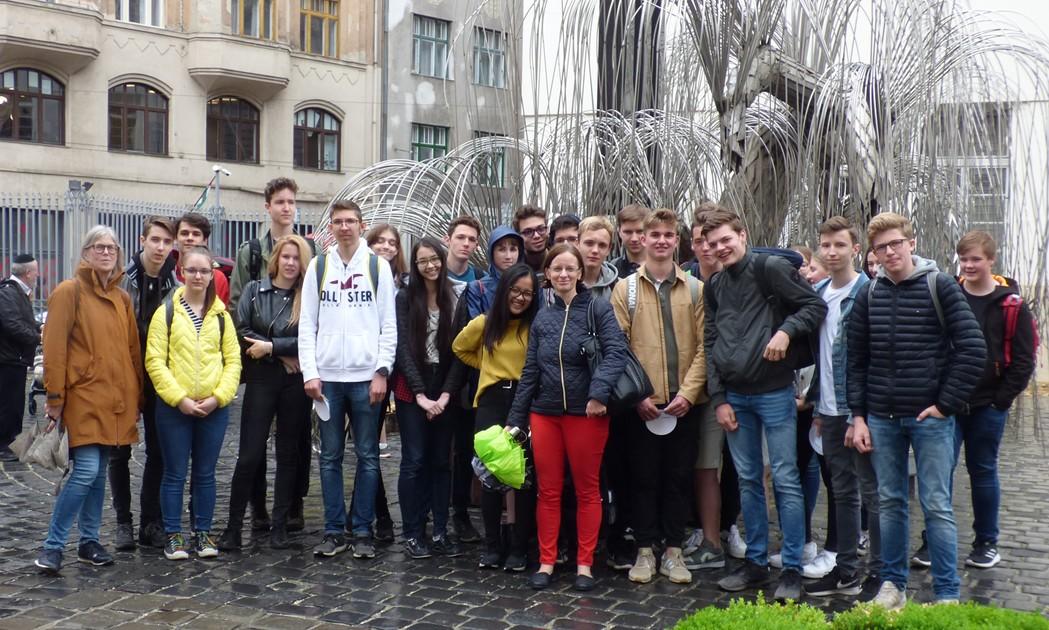 Austausch / Diákcsere, Soest-Budapest 2019