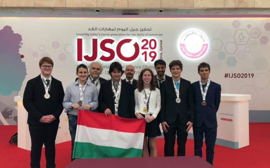 Nemzetközi Junior Természettudományi Olimpia International Junior Science Olympiad (IJSO) 2019. Katar