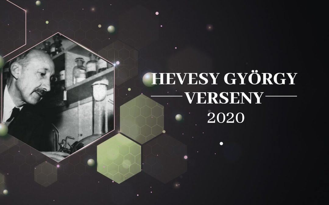 Hevesy György Kárpát-medencei Kémiaverseny