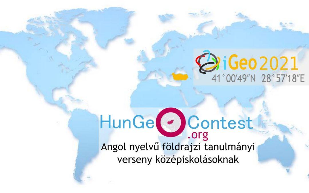 HunGeoContest Országos Angol Nyelvű Földrajz Verseny