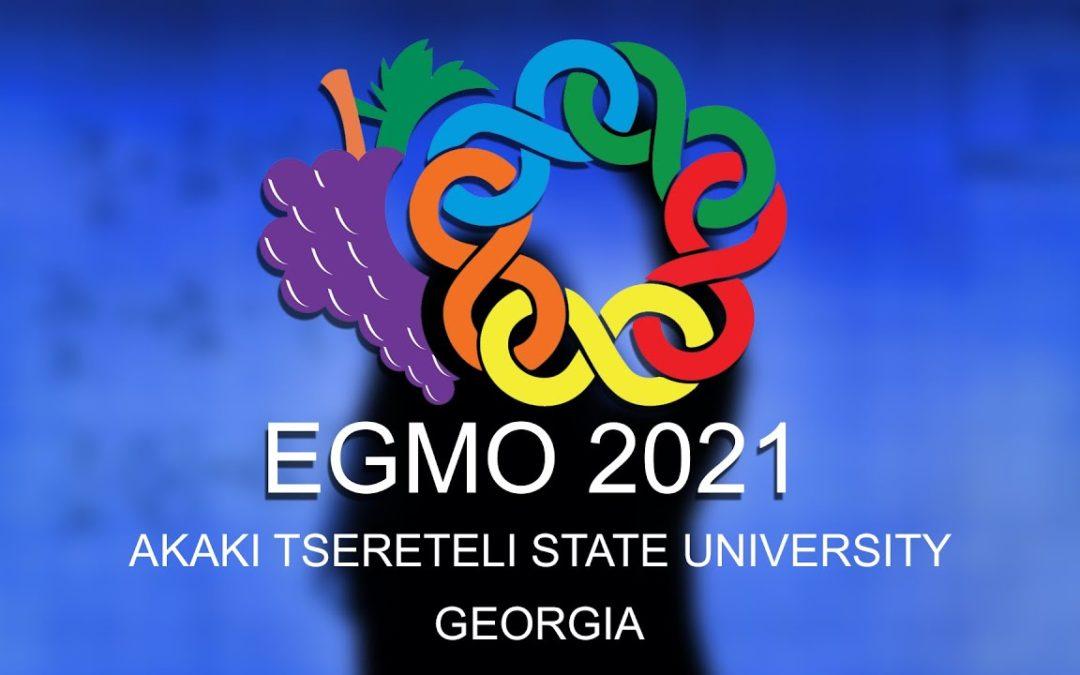 EGMO 2021 verseny eredményei